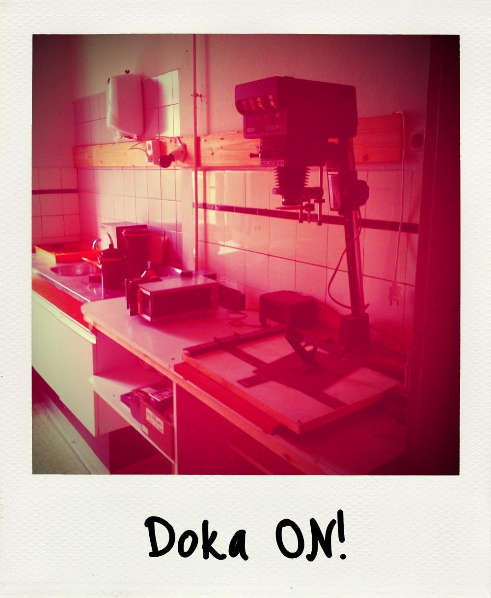 Nieuwe data voor donkere kamer cursus