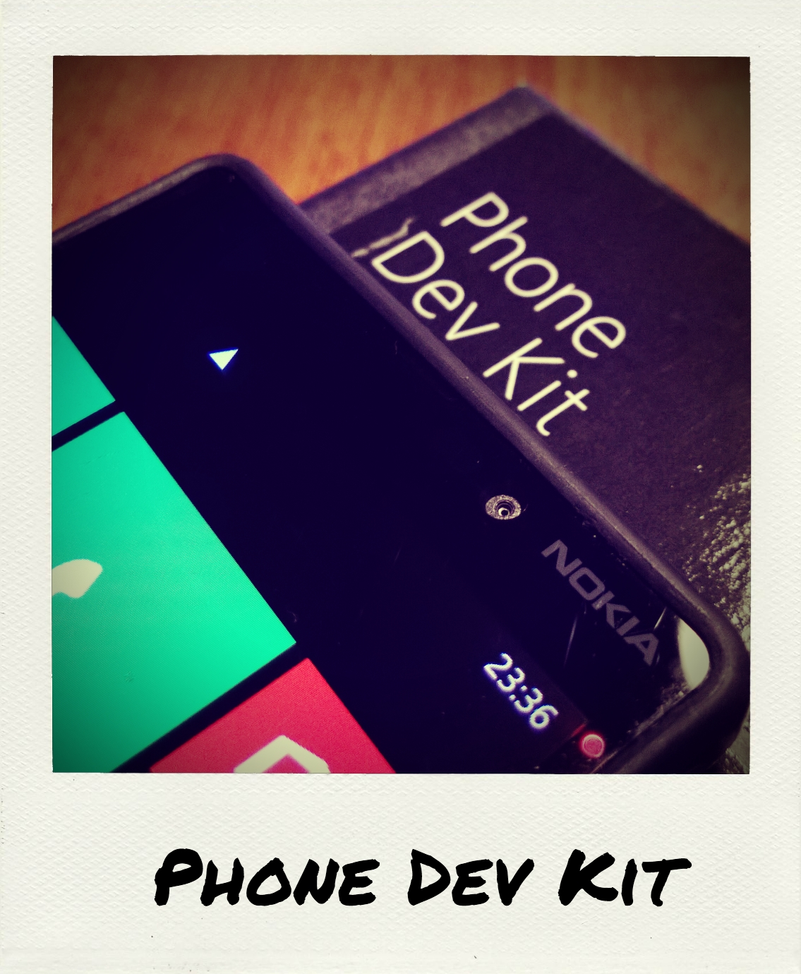 Lumia Phone Dev Kit
