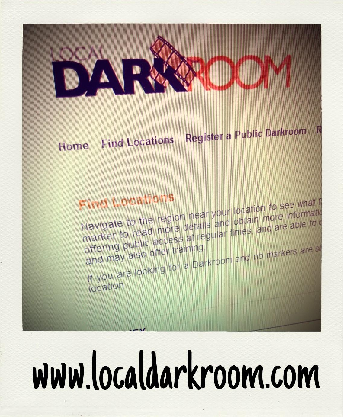 Vermelding op LocalDarkroom.com